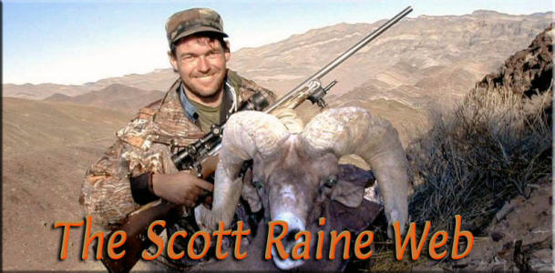 Scott Raine on hunting, wildlife, and conservation